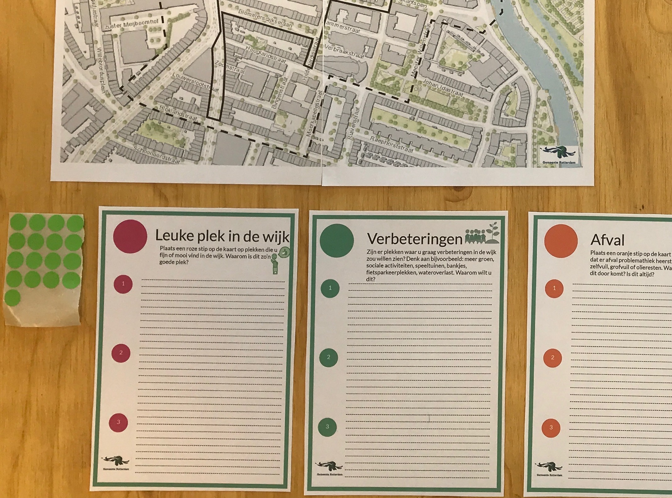 Gemeente Rotterdam Onderzoek