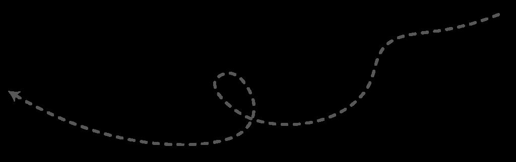 Pijl naar links