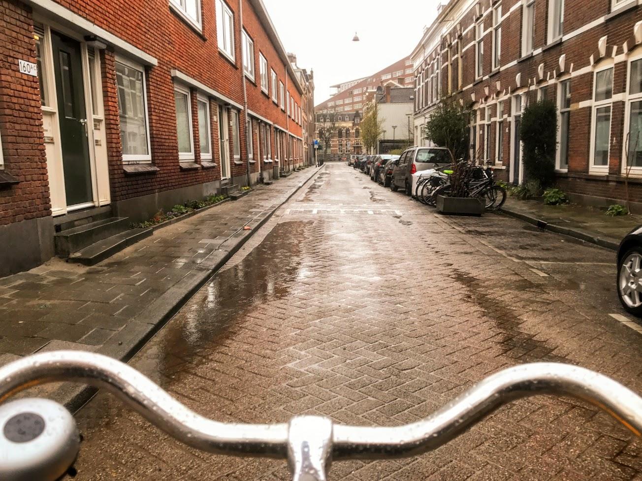 Rotterdam op de fiets