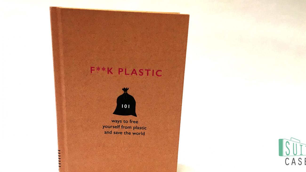 F**K PLASTIC Boek innovatie inspiratie