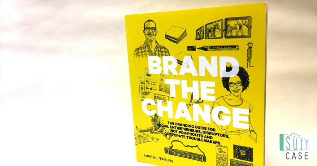 Brand the Change boek innovatie stimuleren