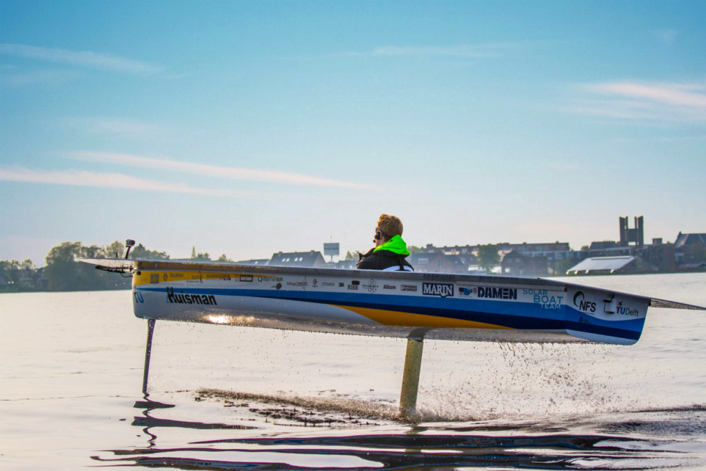 Solar Boat Teamleider