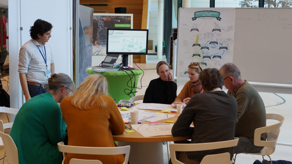 PWN brainstorm workshop innovatie
