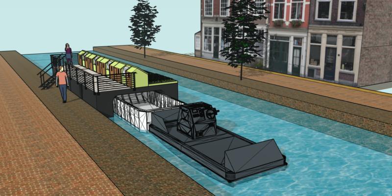 CityBarge Concept